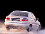 Photos of Daewoo Lanos Sedan (T100) 1997–2000