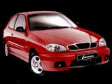 Photos of Daewoo Lanos Sport (T150) 2000–03