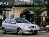 Pictures of Daewoo Lanos 5-door (T150) 2000–03