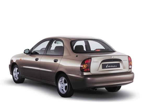 Pictures of Daewoo Lanos Sedan (T150) 2004–09