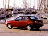 Daewoo Lanos Sedan (T100) 1997–2000 wallpapers