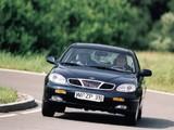 Daewoo Leganza (V100) 1997–2002 images