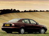 Daewoo Leganza UK-spec (V100) 1997–2002 images