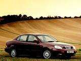Daewoo Leganza UK-spec (V100) 1997–2002 pictures