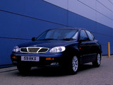 Images of Daewoo Leganza UK-spec (V100) 1997–2002