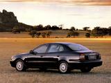 Photos of Daewoo Leganza (V100) 1997–2002