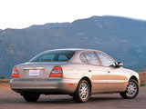 Pictures of Daewoo Leganza US-spec (V100) 1999–2002