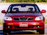 Daewoo Leganza (V100) 1997–2002 wallpapers