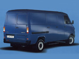Photos of Daewoo Lublin 3 Van 1999–2003
