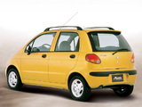 Daewoo Matiz (M100) 1998–2004 images