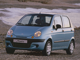 Daewoo Matiz (M150) 2000 photos
