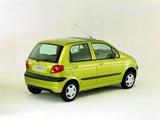 Daewoo Matiz (M150) 2000 photos