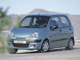 Daewoo Matiz (M150) 2000 wallpapers