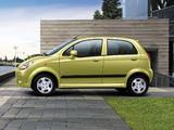 Daewoo Matiz (M200) 2005–07 images