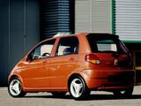 Daewoo dArts Sport Concept 1997 images