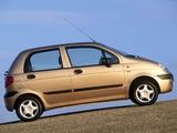 Images of Daewoo Matiz (M150) 2000