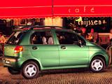 Photos of Daewoo Matiz (M100) 1998–2004