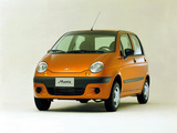 Photos of Daewoo Matiz (M150) 2000