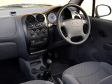 Photos of Daewoo Matiz UK-spec (M150) 2000–04