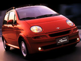 Pictures of Daewoo Matiz Sport (M100) 1999