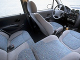 Pictures of Daewoo Matiz (M150) 2000