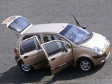 Pictures of Daewoo Matiz (M150) 2000
