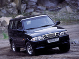 Daewoo Musso 1999–2002 wallpapers