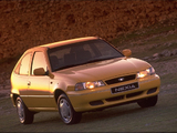Daewoo Nexia 3-door 1995–96 wallpapers