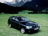 Daewoo Nubira Wagon UK-spec 1997–99 images