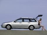 Daewoo Nubira Wagon 2004 pictures