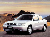 Photos of Daewoo Nubira Sedan 1997–99