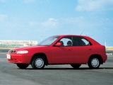 Photos of Daewoo Nubira Hatchback 1997–99