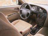 Photos of Daewoo Nubira Sedan US-spec 1999–2003