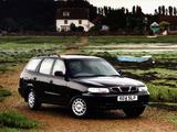 Pictures of Daewoo Nubira Wagon UK-spec 1997–99