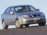 Pictures of Daewoo Nubira Sedan 2003–04