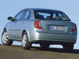 Pictures of Daewoo Nubira Sedan 2003–04