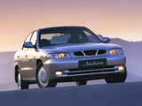 Daewoo Nubira Sedan 1997–99 wallpapers