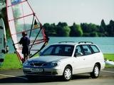 Daewoo Nubira Wagon 1999–2003 wallpapers