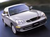 Daewoo Nubira Sedan US-spec 1999–2003 wallpapers
