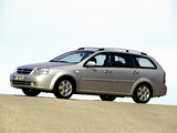 Daewoo Nubira Wagon 2004 wallpapers