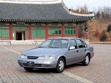 Pictures of Daewoo Prince 1996–99