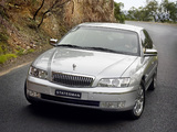 Daewoo Statesman 2005–06 wallpapers