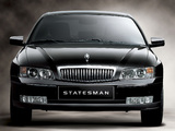Images of Daewoo Statesman 2005–06