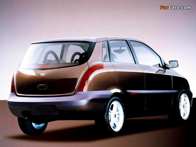 Daewoo Tacuma Concept 1997 images (640 x 480)