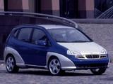 Daewoo Tacuma Sport Concept 1999 pictures