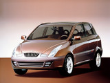 Pictures of Daewoo Tacuma Concept 1997