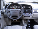 Pictures of Daewoo Tacuma 2004–08