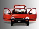 Daewoo Tico 1993–98 photos