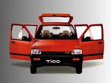 Daewoo Tico 1993–98 photos