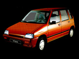 Daewoo Tico 1998–2001 pictures